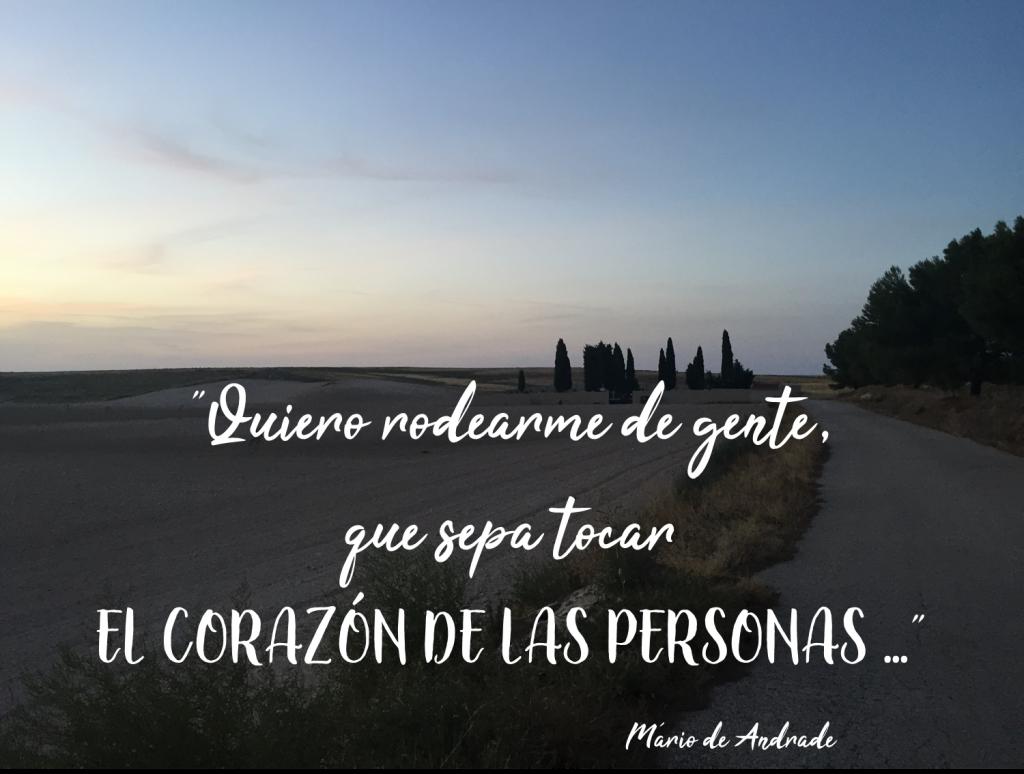Poema de Mario de Andrade