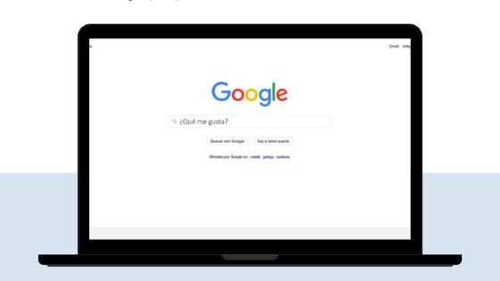 Google, ¿qué me gusta?